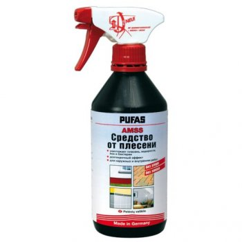 Засіб для видалення цвілі Pufas Amss 0.5 л (11503646)