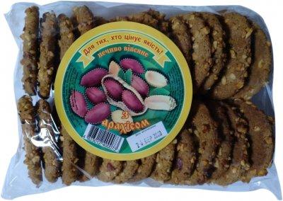 Упаковка печенья Ржищев овсяного с арахисом 500 г х 2 шт (4820007054648)