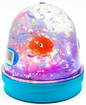 Лизун-антистресc Mr.Bоо Pearl с рыбкой 100 г в ассортименте + Набор легкого магического пластилина Moon Light Clay 1 (41059)