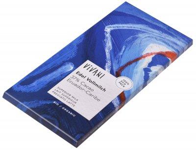 Шоколад Vivani молочный Эквадор 100 г (4044889000627)