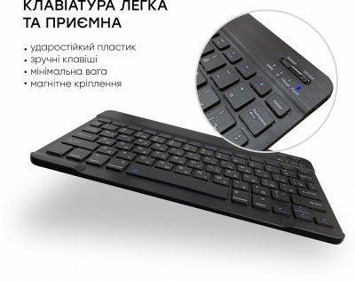 Клавиатура беспроводная AIRON Easy Tap Bluetooth (4822352781027)
