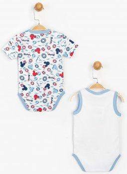 Боди Disney Mickey Mouse MC15469 Белое_