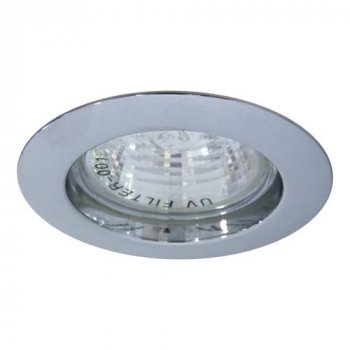 Вбудований світильник Feron DL307 хром
