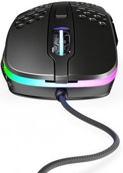 Миша Xtrfy M4 RGB USB Black (XG-M4-RGB-BLACK)