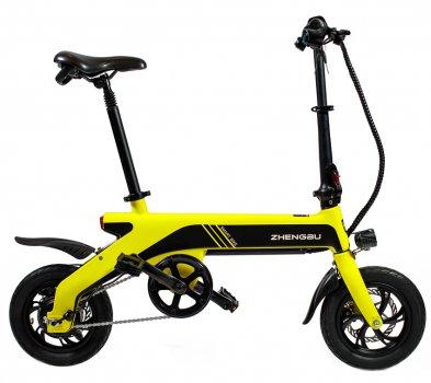 Электровелосипед Zhengbu С2 Gold