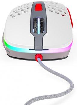 Миша Xtrfy M4 RGB USB Retro Grey (XG-M4-RGB-RETRO)