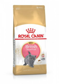 Сухой корм для котов Royal Canin British Shorthair Kitten