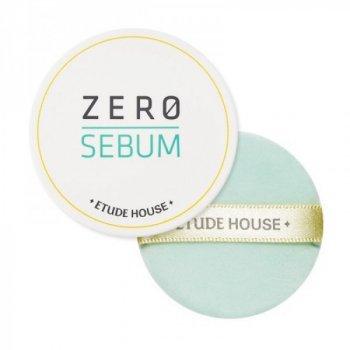 Пудра Etude House Zero Sebum Drying Powder (EE00956)