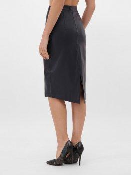 Юбка Fashion Up YUB-1082A Темно-синяя