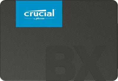 "Твердотільний диск SSD 2.5"" 480GB Crucial BX500 3D NAND TLC (CT480BX500SSD1)"