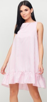 Плаття Karree Дарина P1811M5734 Рожеве