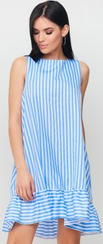 Плаття Karree Дарина P1811M5733 Блакитне