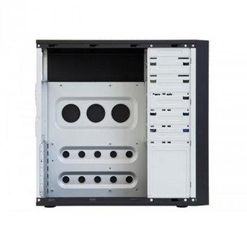 Корпус Chieftec Mesh CQ-01B-U3-500S8, 500W, 2xUSB3.0, Black