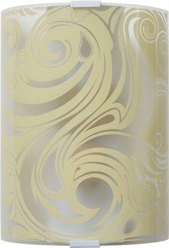 Світильник настінний Декора Зеус 22322 жовтий (DE-46135)