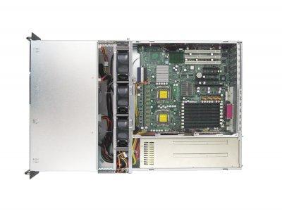 Серверний корпус RSC-2KG-80R-SA1C1-10BL-2 AIC чорний