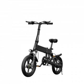 Електровелосипед Hanza ВE-16 Black