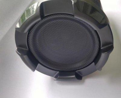 Акустична система MYSTERY MBA-737UB (12 Вт, FM-радіо, Bluetooth колонка