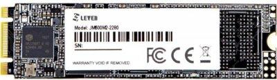 Leven JM600 256GB M.2 2280 SATAIII 3D NAND TLC (JM600M2-2280256GB)