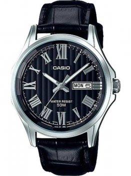 Чоловічий наручний годинник Casio MTP-E131LY-1AVDF