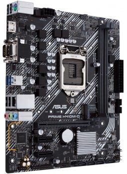 Материнська плата Asus Prime H410M-D (s1200, Intel H410, PCI-Ex16)