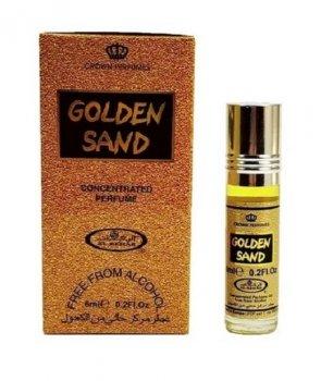 Арабские масляные духи AL Rehab Golden Sand 6мл