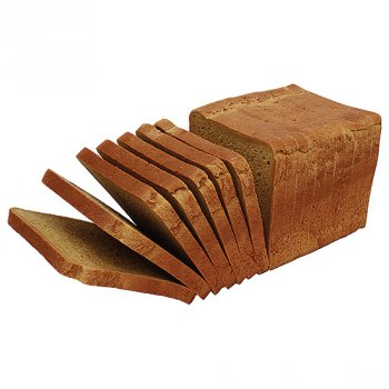 Хлеб АЛДЕЯ Тостовый ржаной 625 замороженный 625 г