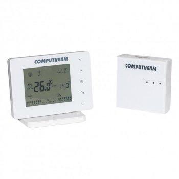 Бездротовий терморегулятор Computherm E400RF з Wi-Fi сенсорний