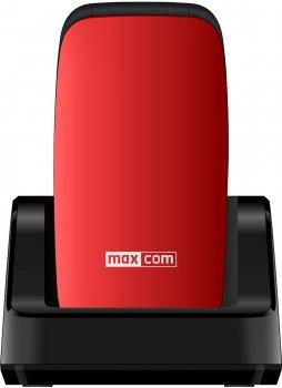 Мобільний телефон Maxcom MM817 Red