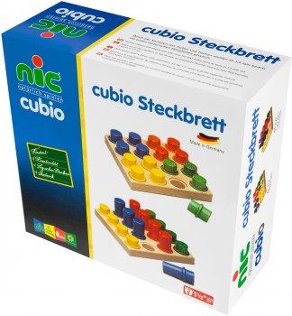 Конструктор Nic Cubio деревянный большой 16 элементов (Nic2122)