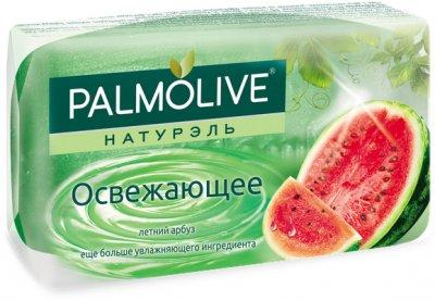 Мыло Palmolive Натурель Арбуз глицериновое 90 г х 6 шт (4606144006982)