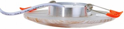 Світильник точковий Brille HDL-M46 LED 3W WW Light Wood (36-339)