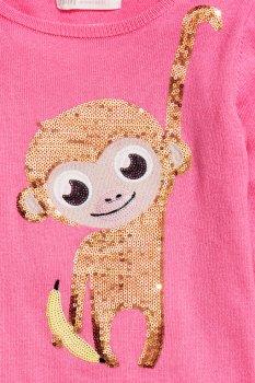 Джемпер H&M рожевий 5493907