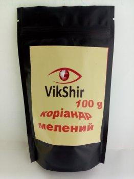 Кориандр VikShir молотый 100 г (94-00)