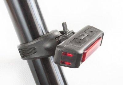 Мигалка задняя NEKO NKL-6025 зарядка USB 65 люмен (NKL-6025)