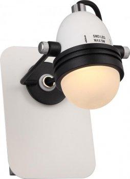 Світильник спотовий ALTALUSSE INL-9383W-05 White LED 5 Вт