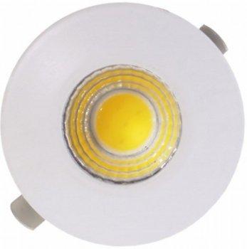 Точковий світильник Brille LED-184/3 Вт NW WH (36-329-2) 2 шт.