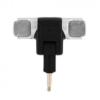 Мікрофон, поворотний зовнішній для телефону / планшета Alitek Mini mic (4 pin) (480310)
