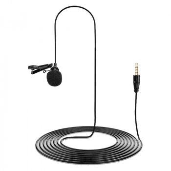 Микрофон петличный (петличка) для телефона, планшета Ulanzi M-Lav, 6 м (482180)