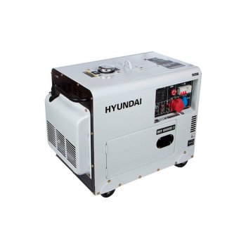 Генератор Hyundai DHY 8500SE-3