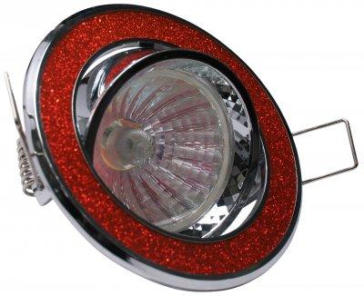 Світильник точковий Brille HDL-DT 32 ShRED/CHR (163933-2) 2 шт.