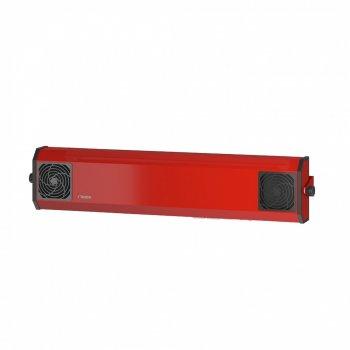 УФ-С стерилизатор воздуха PROFI 102 RHODE (красный)