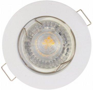 Точковий світильник Brille HDL-S01 WH (36-315-2) 2 шт.