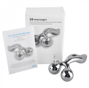 Ліфтинг-масажер для обличчя і тіла 3D Massager MS-040 Краща ціна!