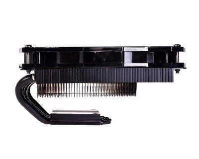Кулер процесорний ID-Cooling IS-50X, Intel: 1200/1151/1150/1155/1156, AMD: AM4/FM2+/FM2/FM1/AM3+/AM3/AM2+/AM2, 120х122х57 мм, 4-pin