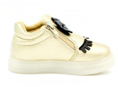 Светящиеся кроссовки BBT.kids Золотистый H2310-1 gold
