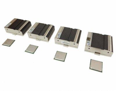 Процесор для сервера HP DL785 Gen5 Quad-Core AMD Opteron 8381HE Kit (535677-B21)