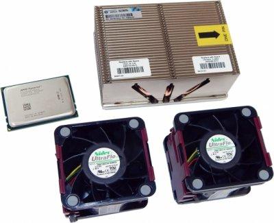 Процесор для сервера HP DL385 Gen7 Eight-Core AMD Opteron 6128HE Kit (585332-B21)