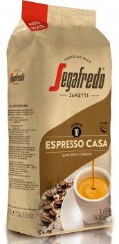 Кава в зернах Segafredo Espresso Casa 500 г (8003410212676)