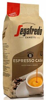Кава в зернах Segafredo Espresso Casa 1 кг (8003410212690)