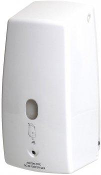Дозатор для рідкого мила BISK 00588 500 мл сенсорний білий